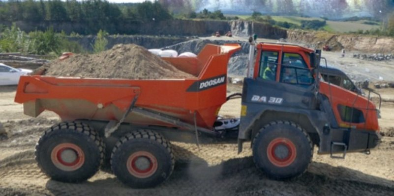 ITT Mach10 News. Doosan en Quarry Days 2019